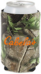 Neoprene Trademark Camo Coolies